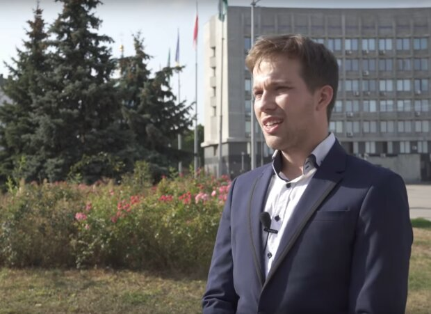 Анатолий Почечун, кадр из видео