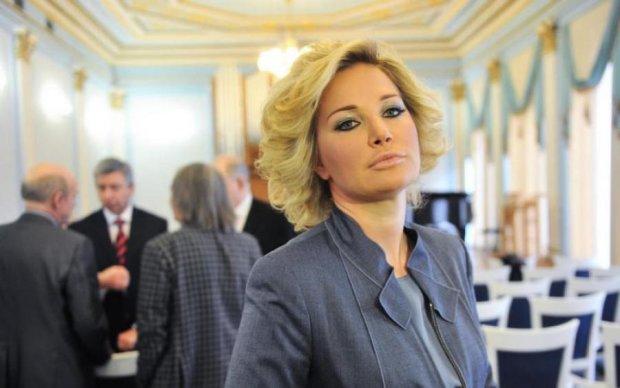 Вдову Вороненкова подставили собственные дети