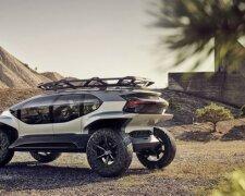 Audi AI: Trail