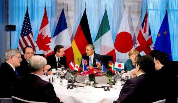 """Лідери """"Великої сімки"""" 7-8 червня обговорять ситуацію на Донбасі"""