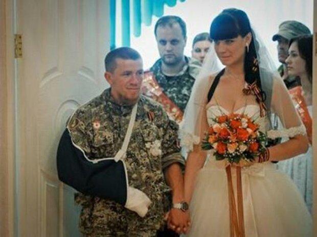 Моторола з дружиною