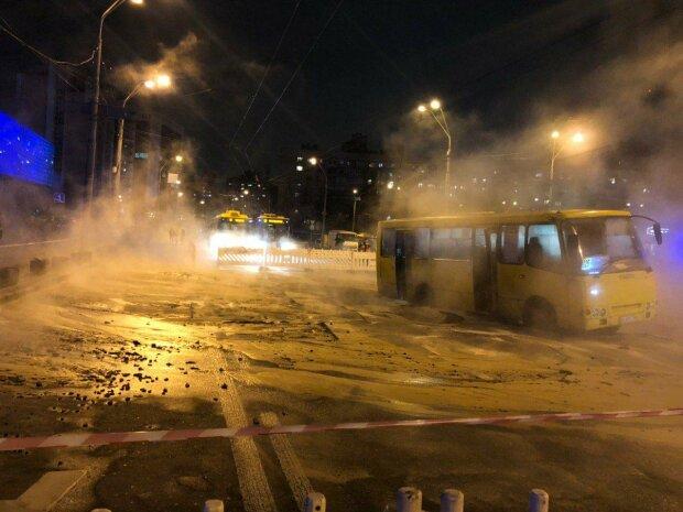 Аварія у Києві, фото: Інформатор