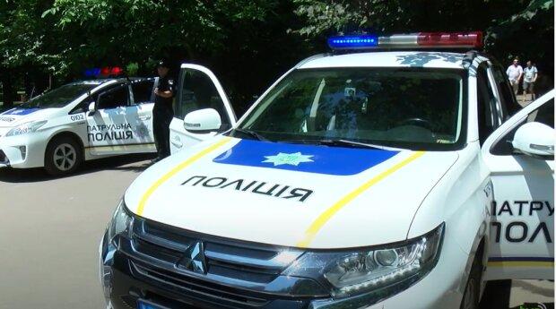 Патрульная полиция, скриншот