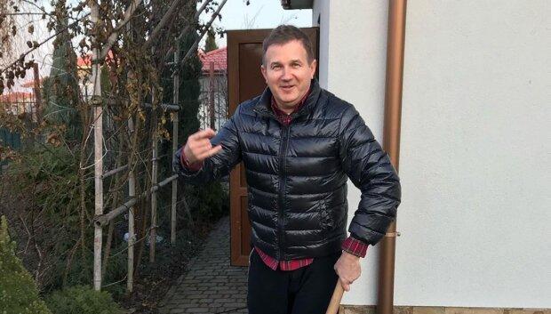 Юрий Горбунов, фото с Instagram