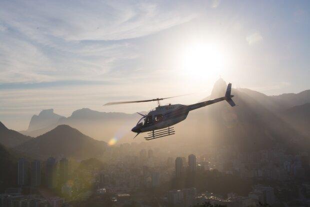 вертолет, фото Pxhere