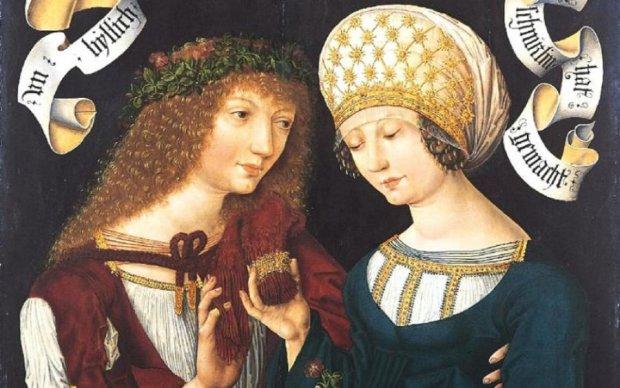 Наречена зв'язана, наречений у мішку: як в середньовіччі зберігали цнотливість до весілля