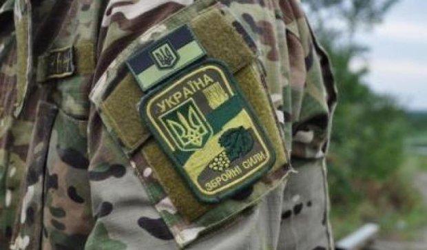 Троє українських воїнів були поранені в АТО протягом доби