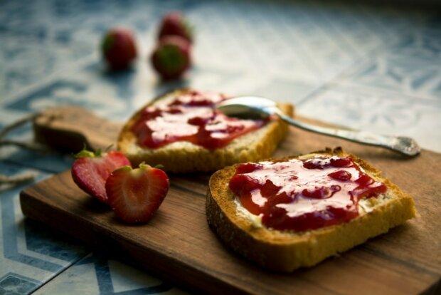 Варення з полуниці, фото: Pxhere