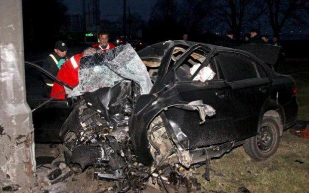 В жутком ДТП в Днепре погибли три человека