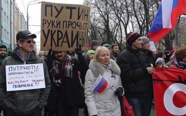 Протверезіли? Росіяни раптово повстали проти Путіна на Донбасі