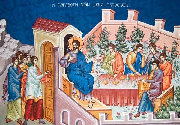 Великий вівторок перед Великоднем