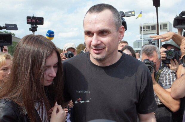 За него молилась вся Украина: Олег Сенцов едет во Львов