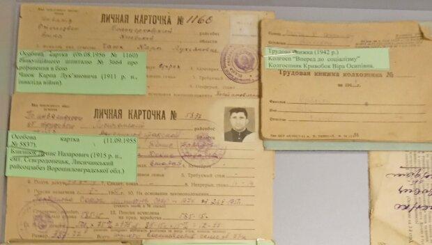 История трудовой книжки в Украине, фото: пресс-служба ПФУ