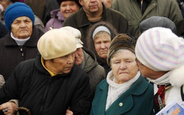 """Тепер-то заживемо: українських пенсіонерів знову """"ощасливили"""""""