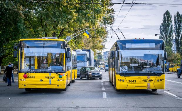 В Киеве полностью изменится движение общественного транспорта: что необходимо знать каждому