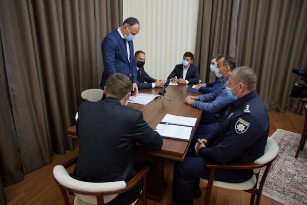 Робоча поїздка Зеленського до Львівської області, фото president.gov.ua