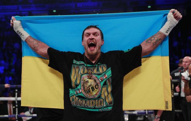 """Усик высказался об украинском языке: """"Обещаю"""""""