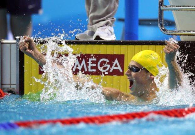 Українець Романчук став найкращим на престижному турнірі з плавання