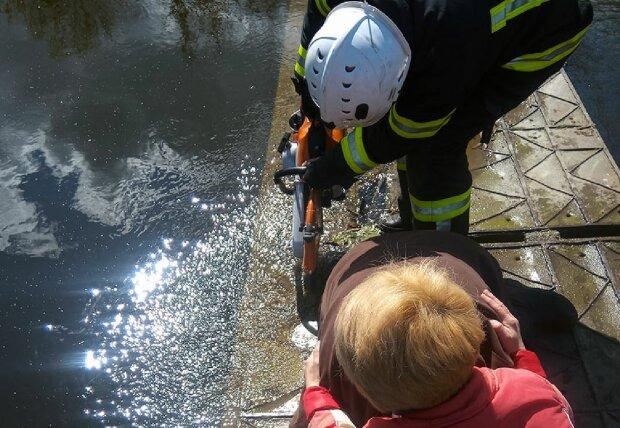 Спасатели ГСЧС, фото: Facebook