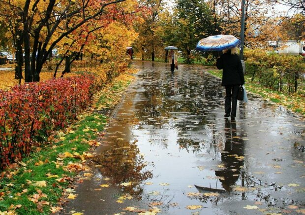 Франківчани, доведеться подружитися з парасольками: якою буде погода 6 листопада