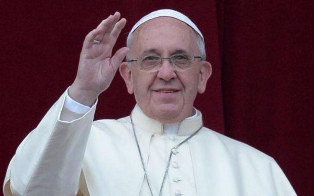 Папа Римский высказался о конфликте на Донбассе