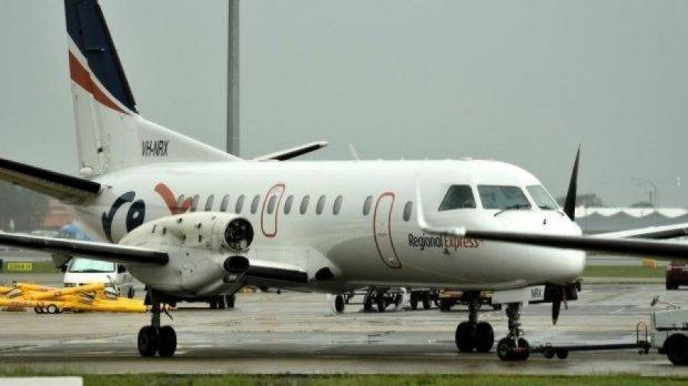 Літак екстрено сів у Сіднеї через пропелер