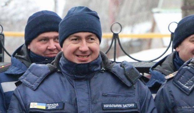 Раненый в Авдеевке подполковник ГСЧС скончался в больнице