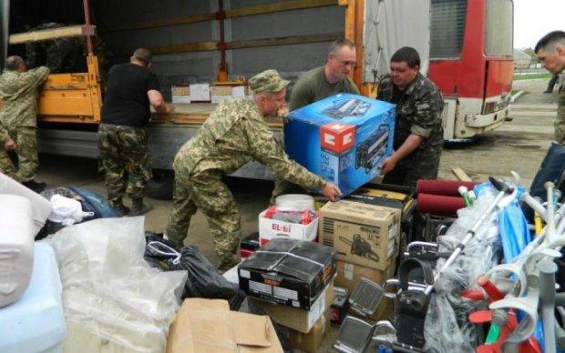 Самогубства в АТО: українка втрапила в скандал  алкоголем для бійців
