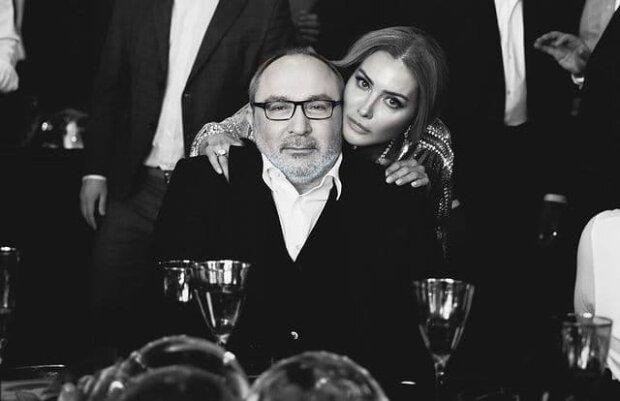 Кернес і Гайсинська, фото: instagram.com/oksana