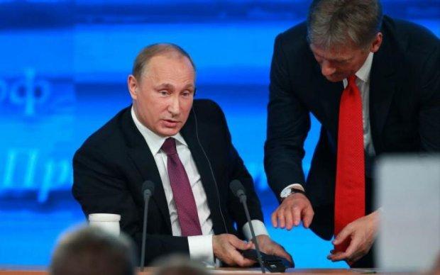 Путін зганьбив Пєскова на весь світ