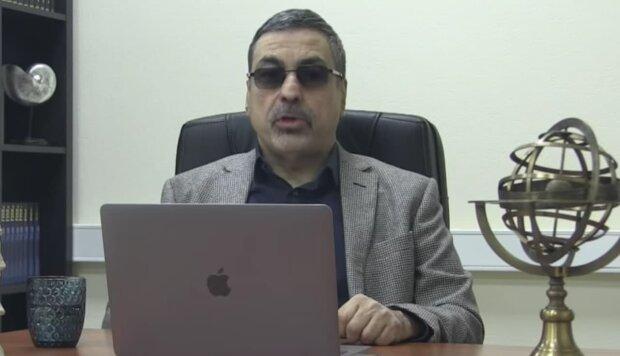 Павло Глоба, скріншот з відео