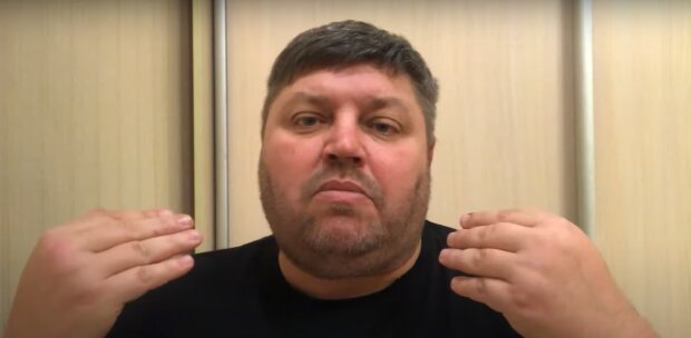 Скріншот до відео Сергія Корнака в YouTube
