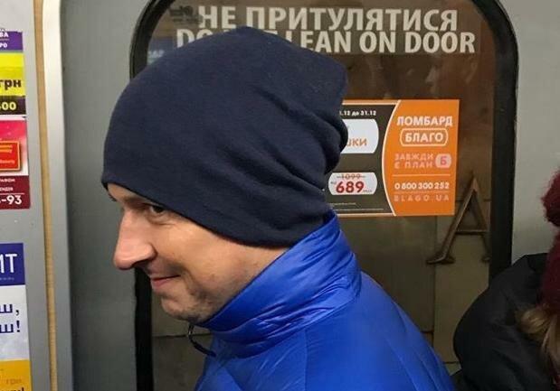 Олександр Педан, фото: прес-служба Нового каналу
