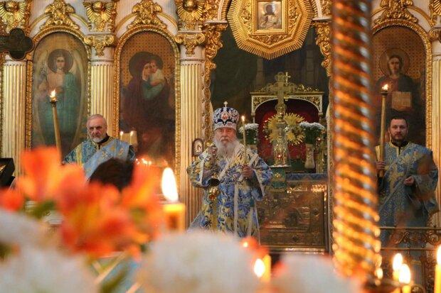 Богослужіння Дніпропетровська єпархія