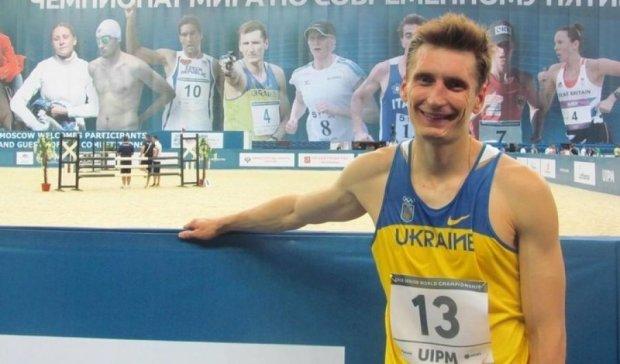 Наш спортсмен виборов срібло етапу Кубку світу з сучасного п'ятиборства