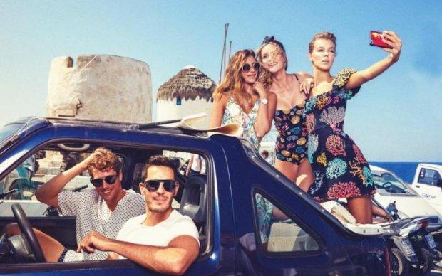 Українська модель стала обличчям світового бренду: яскраві фото