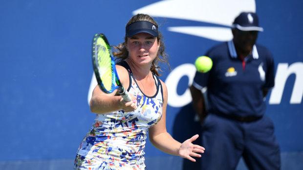 Украинская теннисистка Снигур выиграла дебютный турнир