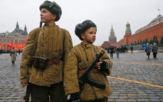 Железный занавес: что россияне знают о событиях в Украине