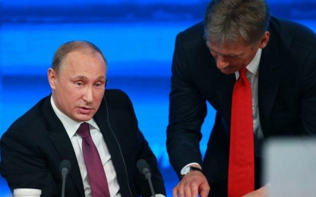 """Політичні """"близнюки"""": Пєсков порівняв Путіна із Трампом"""