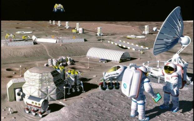 Ученые рассказали, как Луну превратят в город