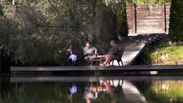 Холостячка, скриншот с видео