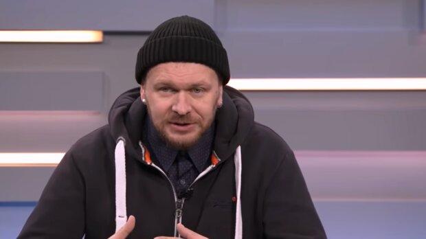 Сашко Положинский, скриншот: YouTube