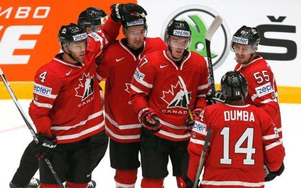 Букмекери визначили фаворита у поєдинку Канада - Швейцарія на ЧС-2017 з хокею