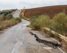 Украину накроет землетрясение, Novakahovka City