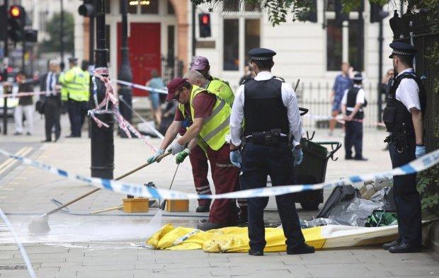 Кривава різанина в Лондоні закінчилася затриманням 39 людей: вечірка не вдалася