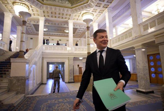 """Олег Ляшко, лідер """"Радикальної партії"""""""
