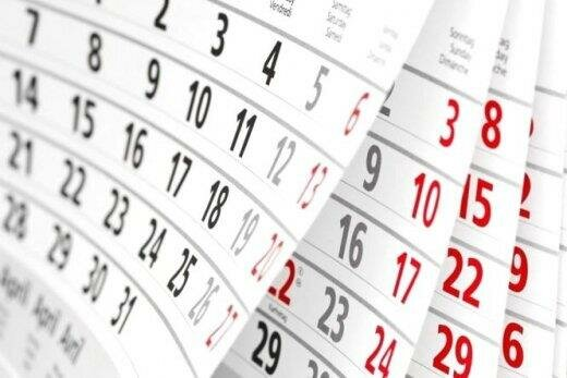 Вихідні дні та свята у вересні 2020 року в Україні