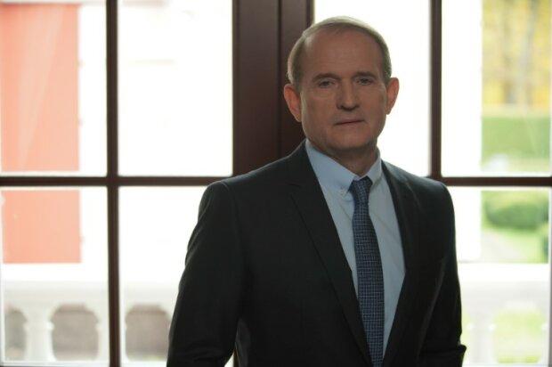 Віктор Медведчук, фото: прес-служба ОПЗЖ