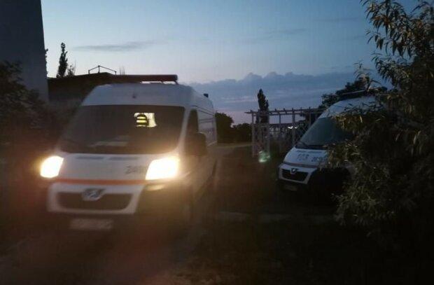 Швидка допомога в Кирилівці, фото: Голос