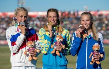 Ярослава Магучіх стала чемпіонкою у стрибках у висоту